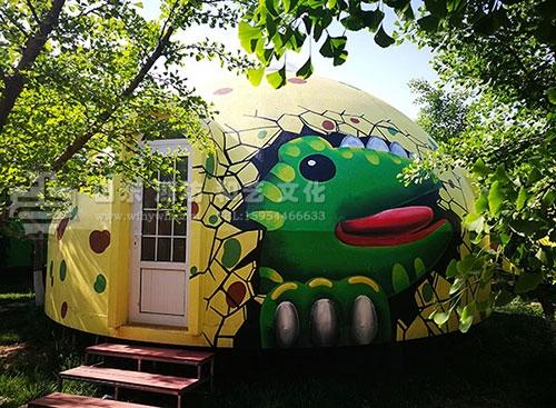 金宝乐园手绘壁画